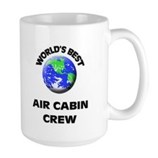 World's Best Air Cabin Crew Mug