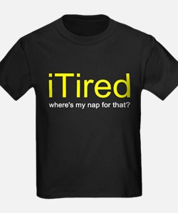 iTired Where's my nap? T