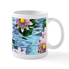 Waterlily reflections Mug