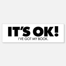 Got Book? Bumper Bumper Sticker