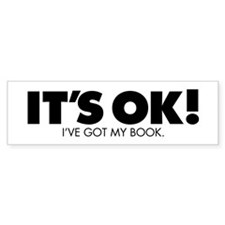 Got Book? Bumper Sticker