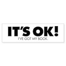 Got Book? Bumper Sticker