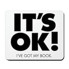Got Book? Mousepad