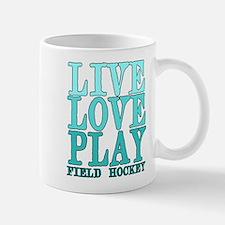 Live, Love, Play - Field Hockey Mug