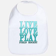Live, Love, Play - Field Hockey Bib