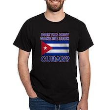 Patriotic Cuban designs T-Shirt
