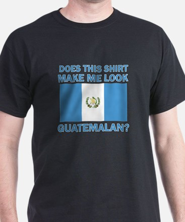 Patriotic Guatemalan designs T-Shirt
