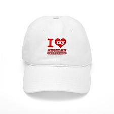 Angolan Girlfriend designs Baseball Cap