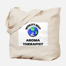 World's Best Aroma Therapist Tote Bag