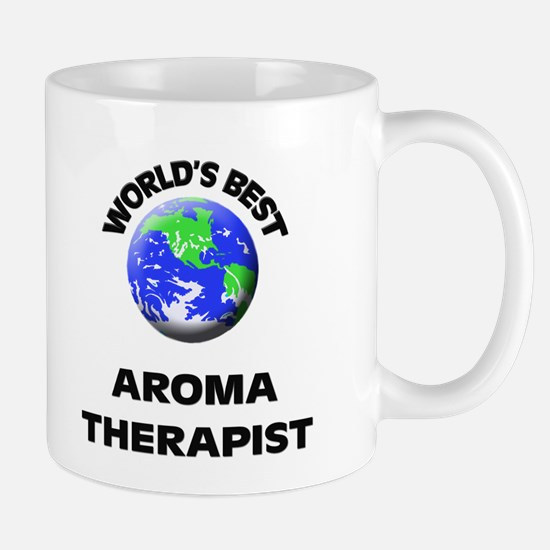 World's Best Aroma Therapist Mug