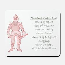 Gamer's Holiday Mousepad