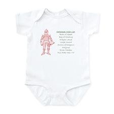 Gamer's Holiday Infant Bodysuit