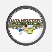 Datameisters Wall Clock