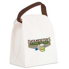 Datameisters Canvas Lunch Bag