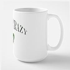 """Large """"Horse Crazy"""" Mug"""
