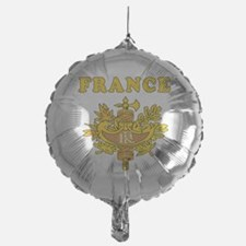 France Coat Of Arms Designs Balloon