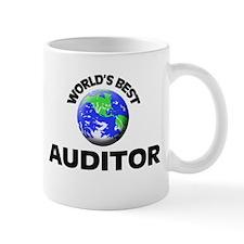 World's Best Auditor Mug