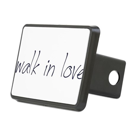 walk in love Hitch Cover