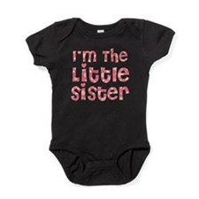 Im The Little Sister Baby Bodysuit