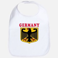 Germany Coat Of Arms Designs Bib