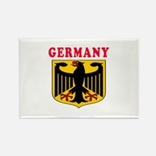 Germany Coat Of Arms Designs Rectangle Magnet