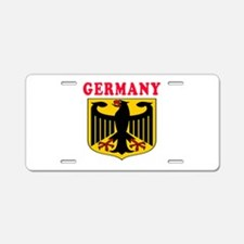 Germany Coat Of Arms Designs Aluminum License Plat