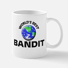 World's Best Bandit Mug
