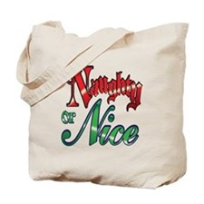 Christmas Naughty or Nice Cartoon Letters Words To