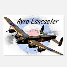 Lancaster Postcards (Package of 8)