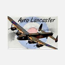 Lancaster Rectangle Magnet