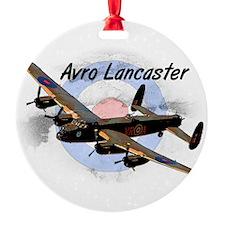 Lancaster Round Ornament