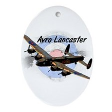 Lancaster Ornament (Oval)