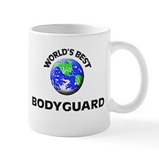 World's Best Bodyguard Mug