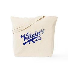 Villain Life AK47 Tote Bag