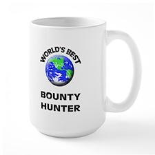 World's Best Bounty Hunter Mug