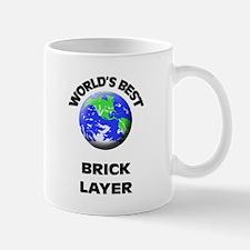 World's Best Brick Layer Mug