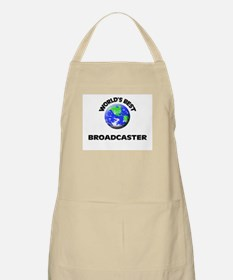 World's Best Broadcaster Apron