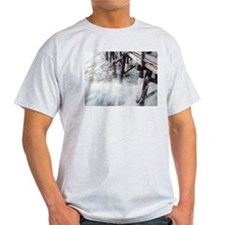 Cocoa Beach Pier Waves T-Shirt