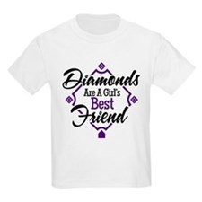 Diamonds P B T-Shirt