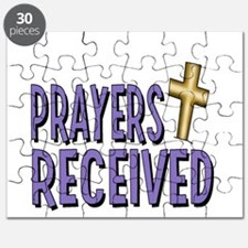 PRAYERS RECIEVED Puzzle