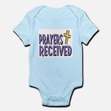 PRAYERS RECIEVED Body Suit