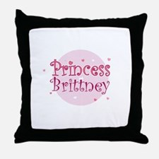 Brittney Throw Pillow