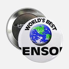 "World's Best Censor 2.25"" Button"