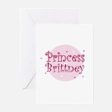 Brittney Greeting Cards (Pk of 10)