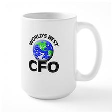 World's Best Cfo Mug
