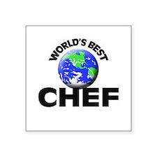 World's Best Chef Sticker