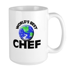 World's Best Chef Mug