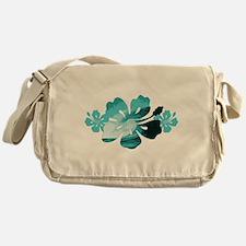 hibiscus-bag.png Messenger Bag
