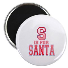 S is for Santa 2.25