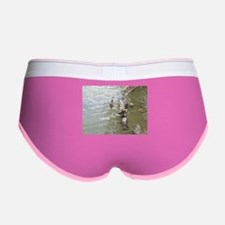 Sittin on a Bump on a Log Women's Boy Brief